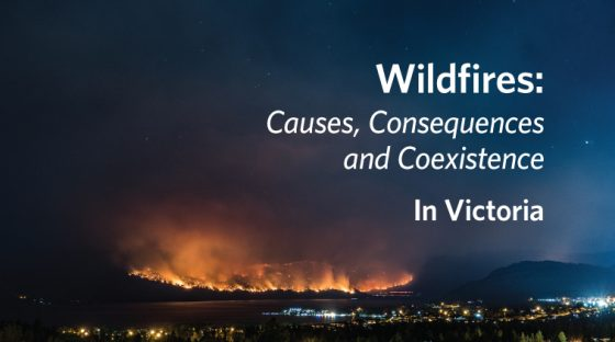 Wildfires: Causes, Consequences and Coexistence, in Victoria