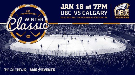 UBC Winter Classic 2019