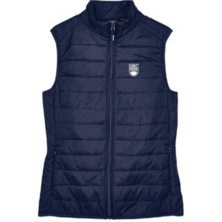 Women's Packable Puffer Vest