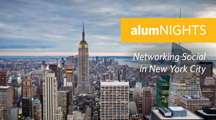 alumNIGHTS: Networking Social in New York City