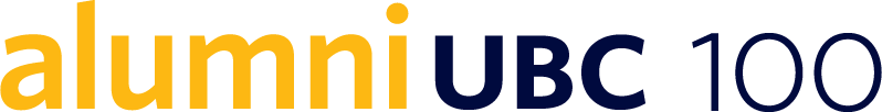 alumni UBC 100 - Website logo