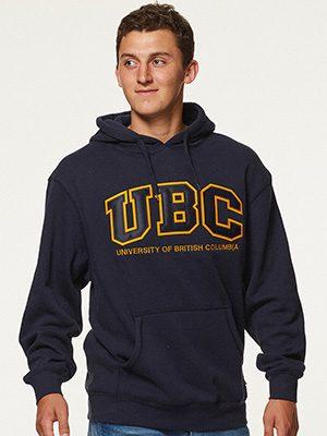 Basic unisex UBC hoodie