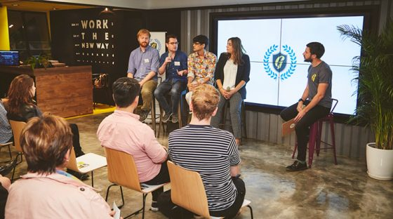 BYOB Entrepreneurship Hub Launch Party in Hong Kong