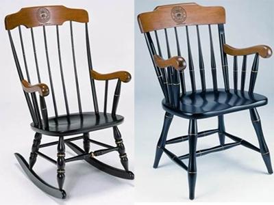Custom UBC or alumni UBC chairs