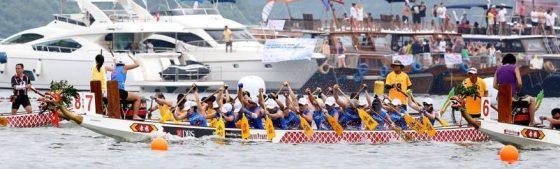 Alumni Dragon Boat Team