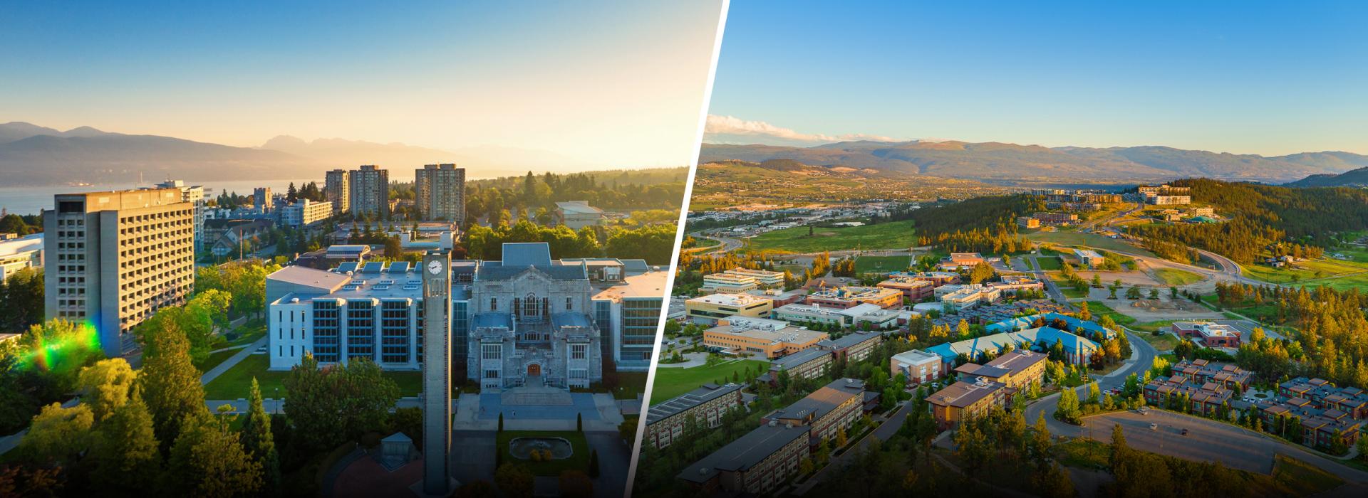 Dual campuses