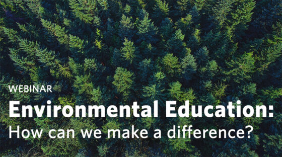 Webinar - Environmental Education