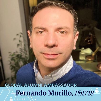 Fernando Murillo, PhD'18