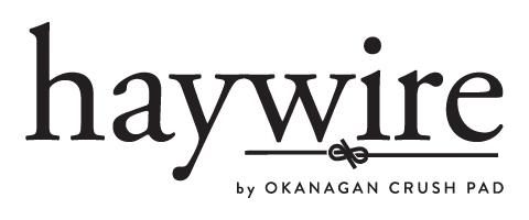 haywire wine logo