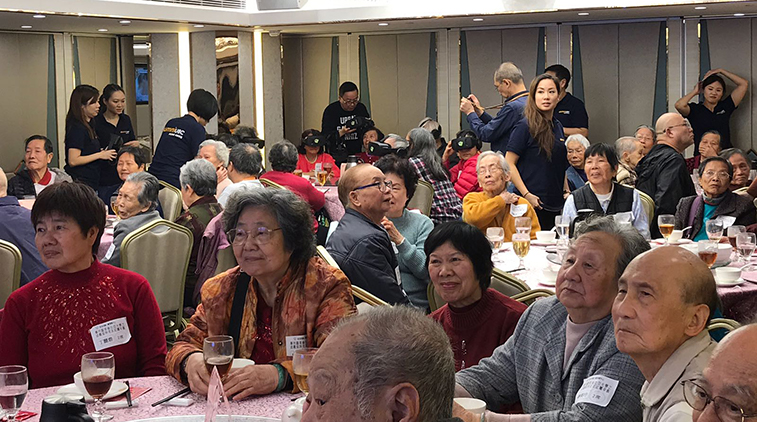 Get-Together Dinner in Hong Kong 2019
