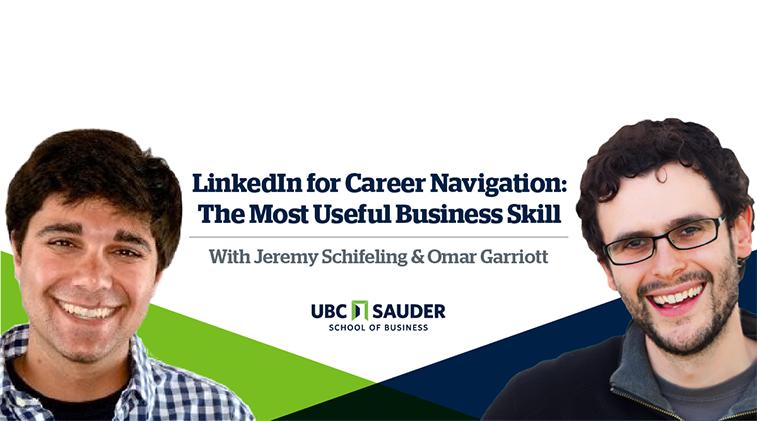Webinar – LinkedIn for Career Navigation: The Most Useful Business Skill