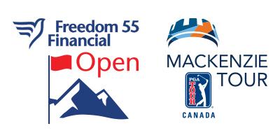 Freedom 55 Financial Open - Mackenzie Tour