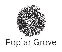 poplar grove winery logo