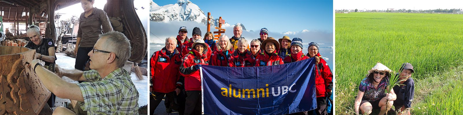 alumni UBC Travel Club