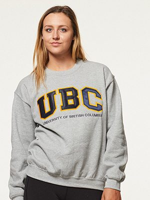 UBC basic crewneck sweatshirt