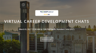 Virtual Career Development Chats